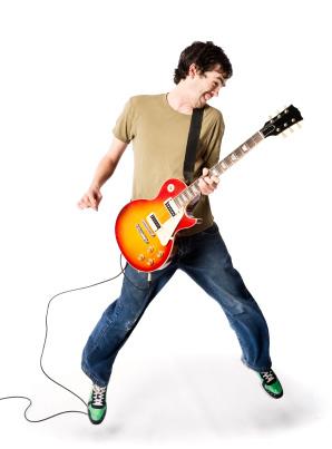 gitaarles bij Popschool Wassenaar