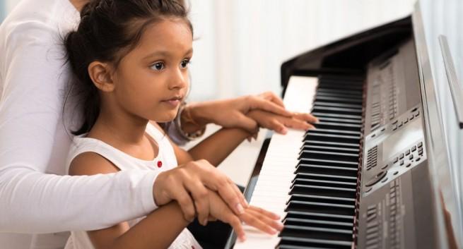 Pianoles of keyboardles bij Popschool Wassenaar
