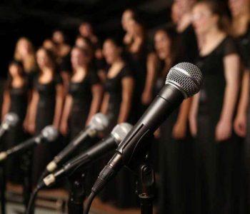 Zingen in popkoor bij Popschool Wassenaar