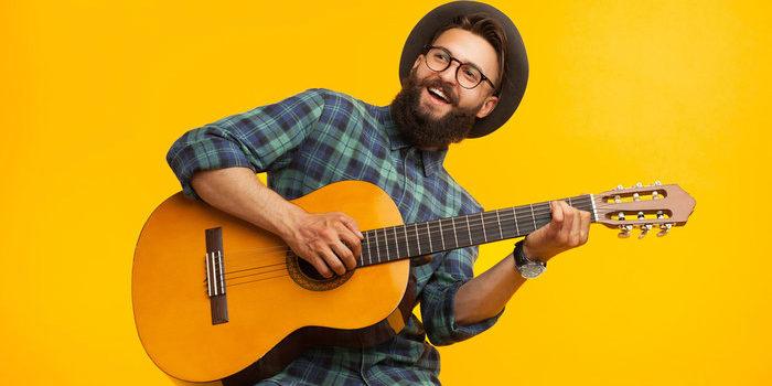 gitarist popschool WASSENAAR